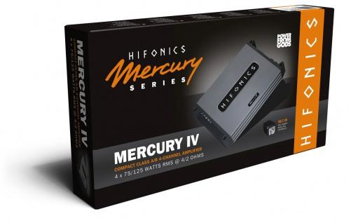 Hifonics Mercury Iv 4-kanäle Verstärker Endstufe Auto Pkw Kfz Amp Mer4 - Vorschau 5