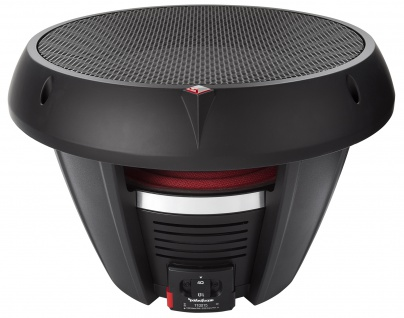 ROCKFORD FOSGATE POWER Subwoofer T1D415 38cm Subwoofer Bassbox 2000 Watt