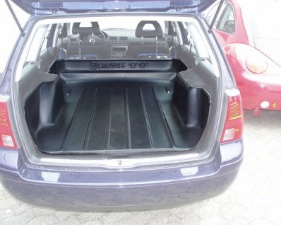 Carbox CLASSIC Kofferraumwanne Laderaumwanne VW Bora Variant 1/1 Ladefläche