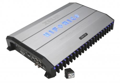 HIFONICS ZEUS-SERIE AMP ZRX-6002 2-Kanal Verstärker Endstufe KFZ Auto PKW