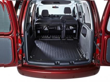 Carbox FORM Kofferraumwanne Peugeot Partner Kastenwagen Tepee für die ganze - Vorschau 4
