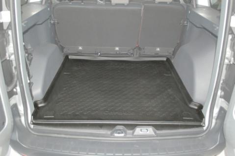 Carbox FORM Kofferraumwanne Laderaumwanne Kofferraummatte Dacia Dokker Van