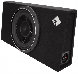 ROCKFORD FOSGATE PUNCH Subbox P3S-1X12 30cm Subwoofer Bassbox 400 WRMS