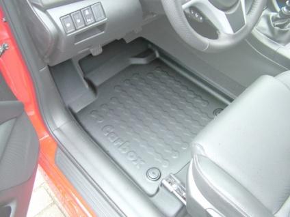 Carbox FLOOR Fußraumschale Gummimatte Fußmatte Suzuki Kizashi vorne links