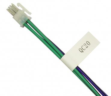 MUSWAY plug&play Anschlußkabel MQC-20 Molex-Lautsprecherkabel