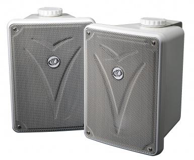 KICKER Full Range Enclosure System 11 KB6000W Lautsprecher Boxen Auto PKW Paar