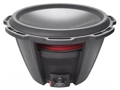 ROCKFORD FOSGATE POWER Subwoofer T0D415 38cm Subwoofer Bassbox 1600 Watt