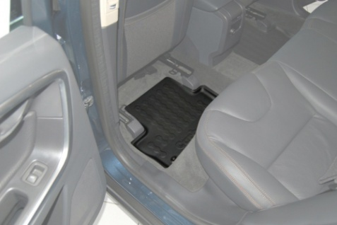 Carbox FLOOR Fußraumschale Gummimatte Fußmatte Volvo XC60 hinten links