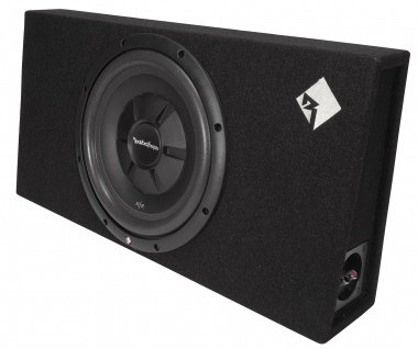 ROCKFORD FOSGATE PRIME Subbox R2S-1X12 30cm Subwoofer Bassbox 250 WRMS