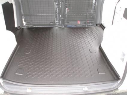 Carbox FORM Kofferraumwanne Peugeot Bipper / Citroen Nemo / Fiat Fiorino