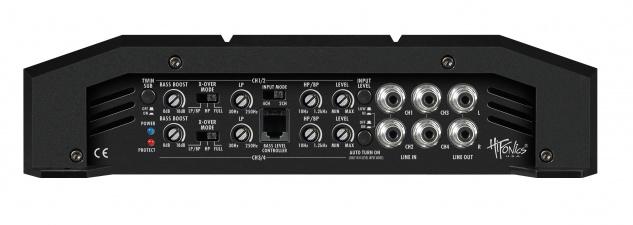 Hifonics Zeus-serie 4-kanäle Verstärker Endstufe Auto Pkw Kfz Zrx-9404 - Vorschau 2