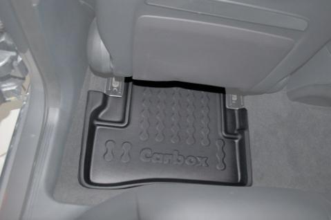 Carbox FLOOR Fußraumschale Gummimatte Mercedes C-Klasse W205 & S205 hinten links