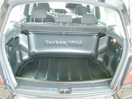 Carbox CLASSIC Kofferraumwanne Laderaumwanne Mercedes GLK X204 ab Baujahr 10/08