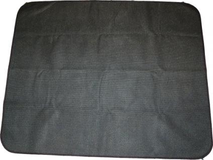 Carbox SPECIALS Gummimatte für Kofferraumwanne Antirutsch-Matte 120 x 100 cm