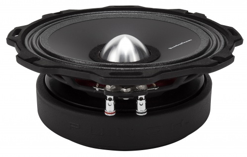 ROCKFORD FOSGATE PUNCH PRO Mid-Bass PPS8-8 Mid Bass Mitteltöner 125 WRMS 8 Ohm