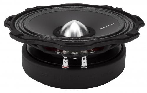 ROCKFORD FOSGATE PUNCH PRO Midrange PPS8-6 Mid Bass Mitteltöner 100 WRMS 8 Ohm