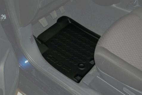 Carbox FLOOR Fußraumschale Gummimatte Fußmatte Mitsubishi Outlander vorne links