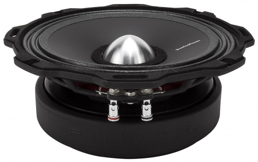 ROCKFORD FOSGATE PUNCH PRO Midrange PPS4-6 Mid Bass Mitteltöner 100 WRMS 4 Ohm