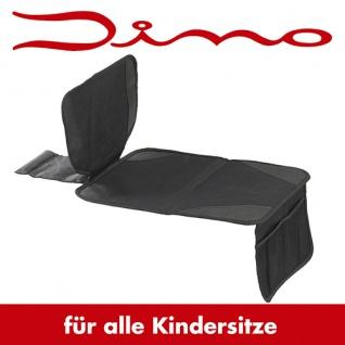 Dino Kindersitzunterlage Kindersitz Unterlage Sitzschoner Antirutschfunktion