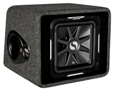 KICKER L7 Bassreflexbox VS12L72 30 cm Gehäusesubwoofer 1.500 Watt MAX