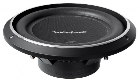 ROCKFORD FOSGATE PUNCH Subwoofer P3SD4-12 30 cm Subwoofer Bassbox 800 Watt