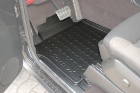 Carbox FLOOR Fußraumschale Gummimatte Mercedes G-Klasse 5-Türer vorne links
