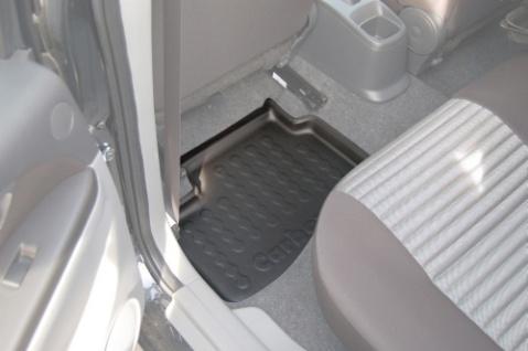 Carbox FLOOR Fußraumschale Gummimatten Suzuki Grand Vitara 3-Türer hinten links