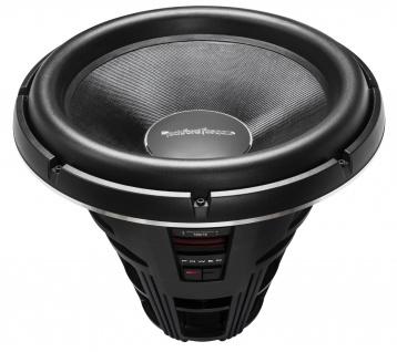 ROCKFORD FOSGATE POWER Subwoofer T3S1-19 48cm Subwoofer Bassbox 6000 Watt