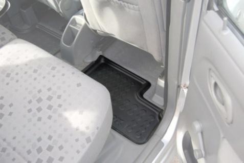 Carbox FLOOR Fußraumschale Gummimatte Fußmatte Suzuki Wagon R+ hinten rechts