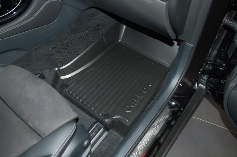 Carbox FLOOR Fußraumschale Gummimatte vorne rechts Mercedes GLC X253 09/15-