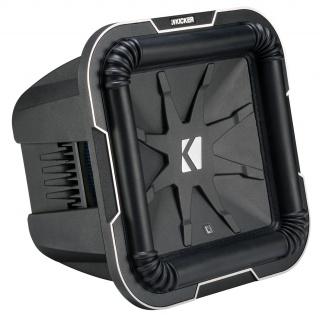"KICKER 10"" Q-Class L7 Woofer L7102 25cm Auto Hifi Subwoofer Bassbox 1500 W MAX - Vorschau 2"
