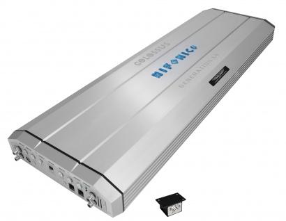 HIFONICS AMP COLOSSUS GEN-X4 2-Kanal Verstärker Endstufe Auto PKW COL4