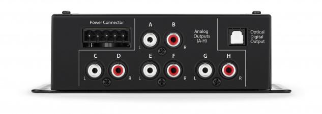 System Tuning DSP TwK-88 Digitaler DSP Equalizer Digitaler Sound Prozessor