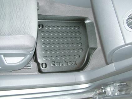 Carbox FLOOR Fußraumschale VW Golf V/VI Golf V 4 MOTION/VW Golf Plus/Jetta