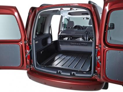 Carbox CLASSIC Kofferraumwanne Laderaumwanne Fiat Fiorino Kastenwagen