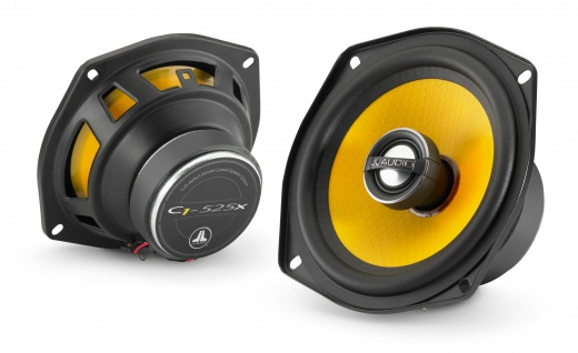 JL AUDIO 13 cm Koax-System C1-525x 2 Wege Koax Lautsprecher Paar - Coax Speaker