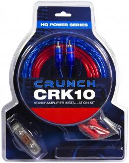 CRUNCH Kabelkit 10 mm² CRK10 Kabelkit 10 mm²