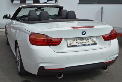 Friedrich Motorsport 76mm Duplex Auspuff Sportauspuff Endschalldämpfer BMW 3er