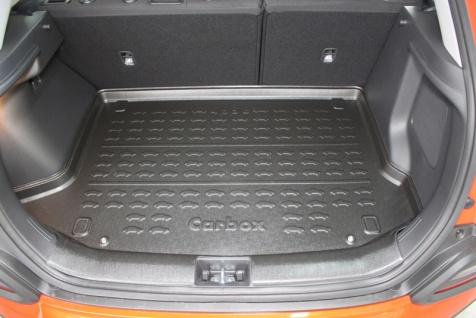 Carbox FORM Kofferraumwanne Laderaumwanne Kofferraummatte Hyundai Kona