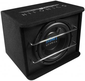 HIFONICS 25cm Bassreflex-Subwoofer 600 Watt Auto Bassbox Basskiste TS-250R