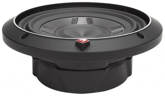 ROCKFORD FOSGATE PUNCH Subwoofer P3SD4-8 20 cm Subwoofer Bassbox 300 Watt