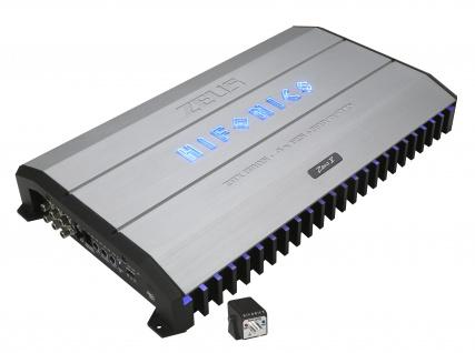HIFONICS ZEUS-SERIE 5-Kanäle Verstärker Endstufe Auto PKW KFZ ZRX-8805