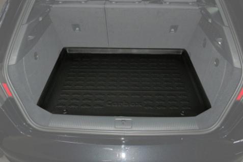 Carbox FORM Kofferraumwanne Laderaumwanne Kofferraummatte Audi A3 Sportback