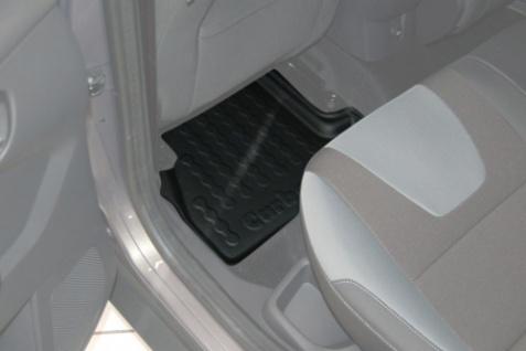 Carbox FLOOR Fußraumschale Gummimatte Fußmatte Ford Focus Turnier hinten links