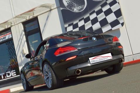 Friedrich Motorsport 70mm Duplex Sportauspuff Auspuff BMW Z4 E89
