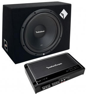ROCKFORD Basspaket FOSGATE Sound Solution Kit SSK 300 MK III