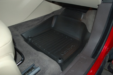 Carbox FLOOR Fußraumschale vorne rechts Land Rover Range Rover Evoque 08/11-