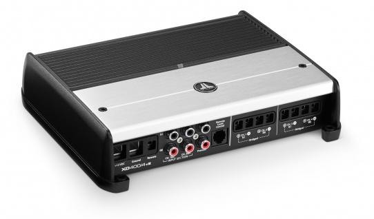 JL AUDIO 4-Kanal Verstärker Digital XD-Serie 4CH AMP XD400/4v2 (Class D)