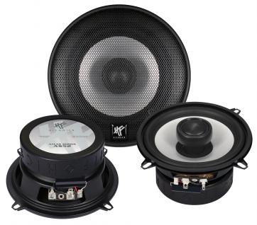 HIFONICS ATLAS Koax 13 cm AS-52 Lautsprecher Auto Boxen Set 160 Watt PKW KFZ