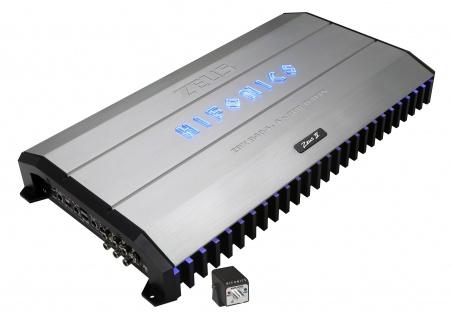 Hifonics Zeus-serie 4-kanäle Verstärker Endstufe Auto Pkw Kfz Zrx-9404 - Vorschau 1